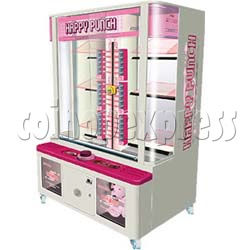 Happy Punch Prize Machine