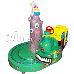 Little Train kiddie ride