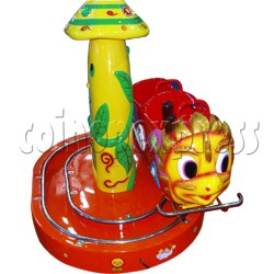 Dragon Train Kiddie Ride