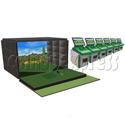 OK Golf Sport Game DX