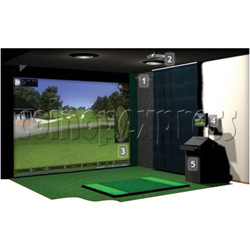 Visual Sports Simulators (6 in 1)