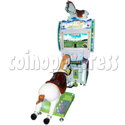 Mini Jockey Club for kids