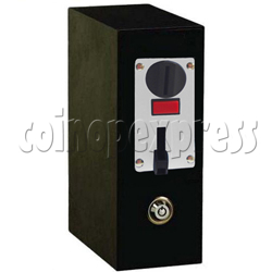 Coin-operated Heavy-duty Metal box with USB control 5 type coins