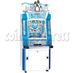 Toro no Osakana Tsuri single pusher (Pingu's Ice Block)