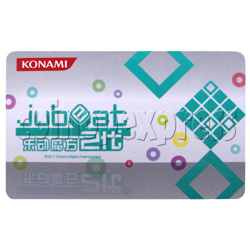 Memory Card for Jubeat Ripples machine