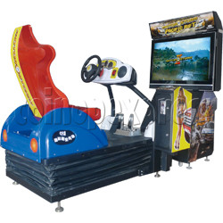 Motor Storm Driving-Riding Machine