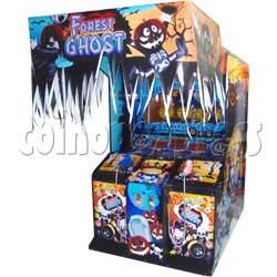 Forest Ghost Shooting Game (Kids Version)