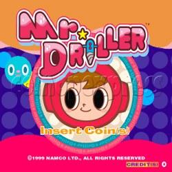 Mr Driller Arcade PCB