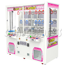 Key Master Giant Prize Machine