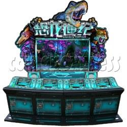 Dinosaur Century Video Shooting Game (Joystick Version)