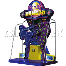 Kung Fu Redemption Machine (buttons version)