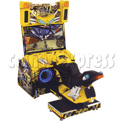 Storm Rider Motor Driving Game