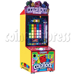 Color Boyz Thrilling Ball Redemption Machine