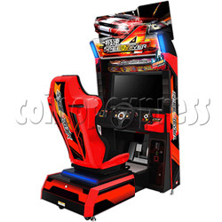 Speed Driver 4 - World Fever Racing game
