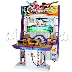 Olympic Shooting Arcade Machine