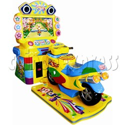 Lucky Motor Kid Driving Game