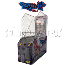 I-Jump Street Basketball Machine