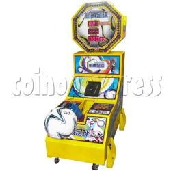 Kid Street Soccer Redemption machine