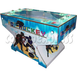 Ice Air Hockey button version