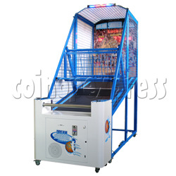Dream Shooter Arena (Single hoop basketball machine)