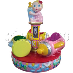 Baby Bottle Carousel (3 players)