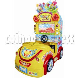 Super Car Kids Driving machine