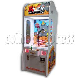 Alien Elephant Redemption Machine