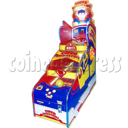 Super Shoe Basketball Machine for Kids