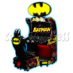 Batman Arcade Video Racing Game