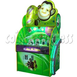 King Kong Pull My Finger Redemption machine