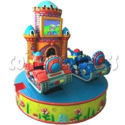 Video 2 Tanks Carousel (2 players)