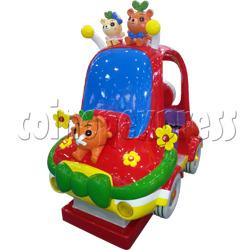 Children Study Video Kiddie Ride - Bo Bo Car