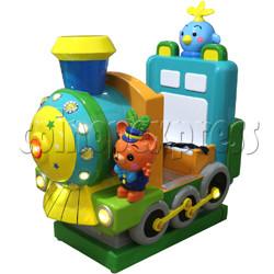 Video Kiddie Ride - Bobo Bear Train