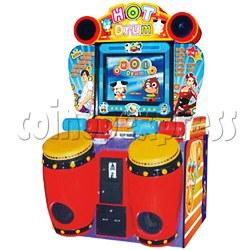 Hot Drum Ticket Redemption Game (kids version)