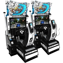 Initial D Arcade Stage Version 8 Infinity 2 players with server