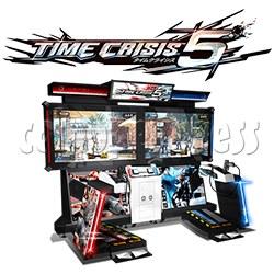 Time Crisis 5 twin machine (Asia version)