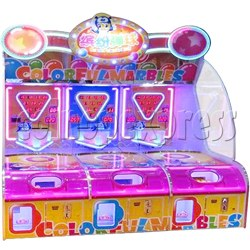 Colorful Marbles Skill Test Prize machine