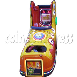 Sport Shoes II basketball machine