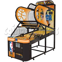 NBA Stars Card Redemption Basketball machine