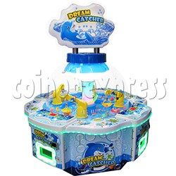 Water Dream Catcher with mini crane machine (4 players)