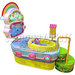 Happy Cruise Water Fun Rider For Kids
