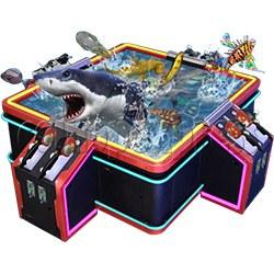 King of Ocean Fishing War arcade machine ( 8 players)