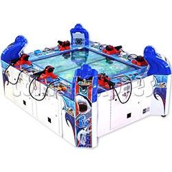 Ace Angler fishing simulation arcade machine (6 players)