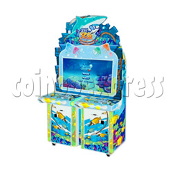 Fish Fork Masters Fishing arcade game (2 players)