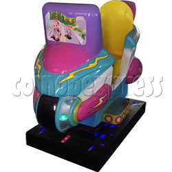 Video Baby Racing Kiddie Ride