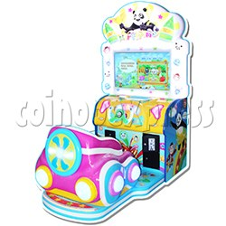 Air Flying Driving Game machine for Kids