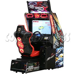 Crazy Speed EX Arcade Machine