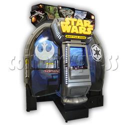 Star Wars: Battle Pod Arcade Machine