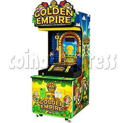 Golden Empire Drop Gold Coins Ticket machine