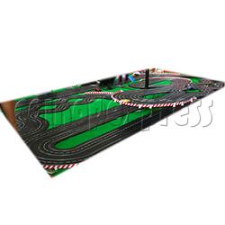 High Speed Slot Car Racing (6 players)
